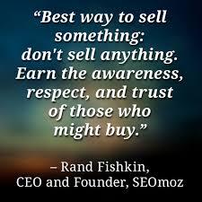 build trust quote