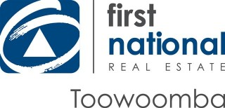 Logo for First National - Toowoomba