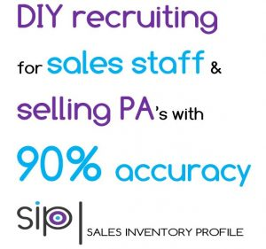 DIY recruiting with SIP